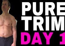 Starting Pure Trim Raw Vegan Shake Diet Today – 30 day Challenge