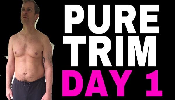 Starting Pure Trim Raw Vegan Shake Diet Today - 30 day Challenge