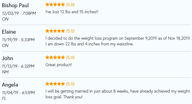 pure trim reviews