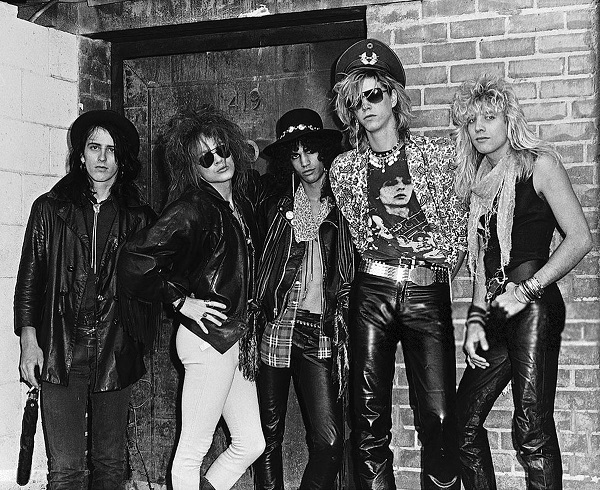 guns and roses early days