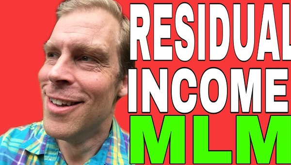 How to Get Residual Passive Income in Network Marketing (NEW TECHNIQUES)