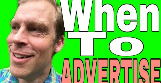 When to Advertise in Network Marketing?