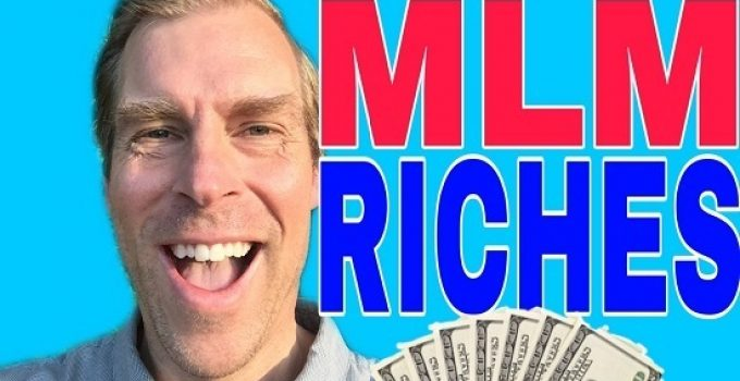 3 Steps to Getting Rich in Network Marketing