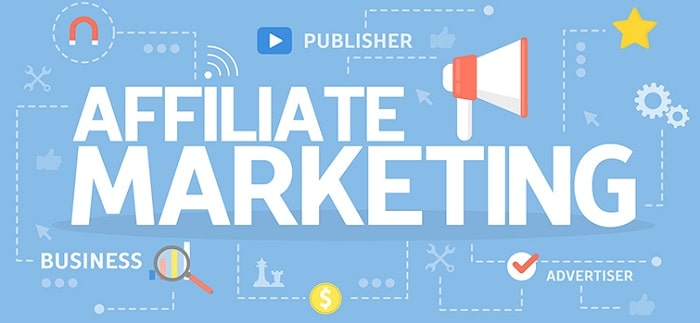 best affiliate marketing programs sales commissions passive income