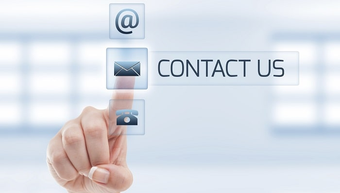 contact us best business builders blog email address page