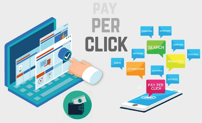 hiring ppc services pay-per-click advertising google ads marketing agency