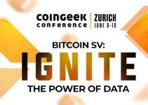 CoinGeek Conference Held In Zurich Switzerland