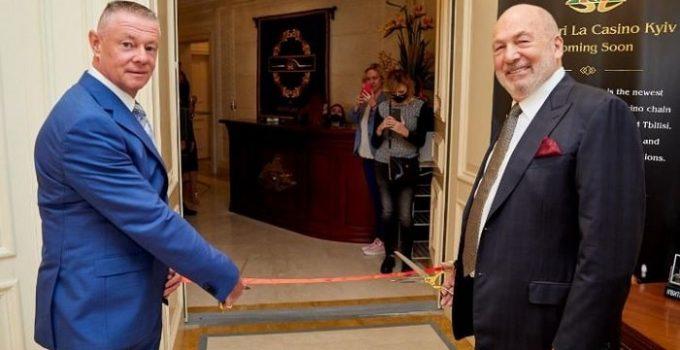 Shangri La Casino Opened In Kyiv