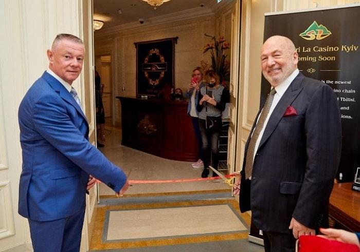 shangri la casino opened in kyiv top new hotel resort ukraine